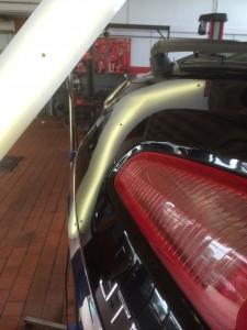 Dellen entfernen Alfa 147 nachher Ergebnis gut